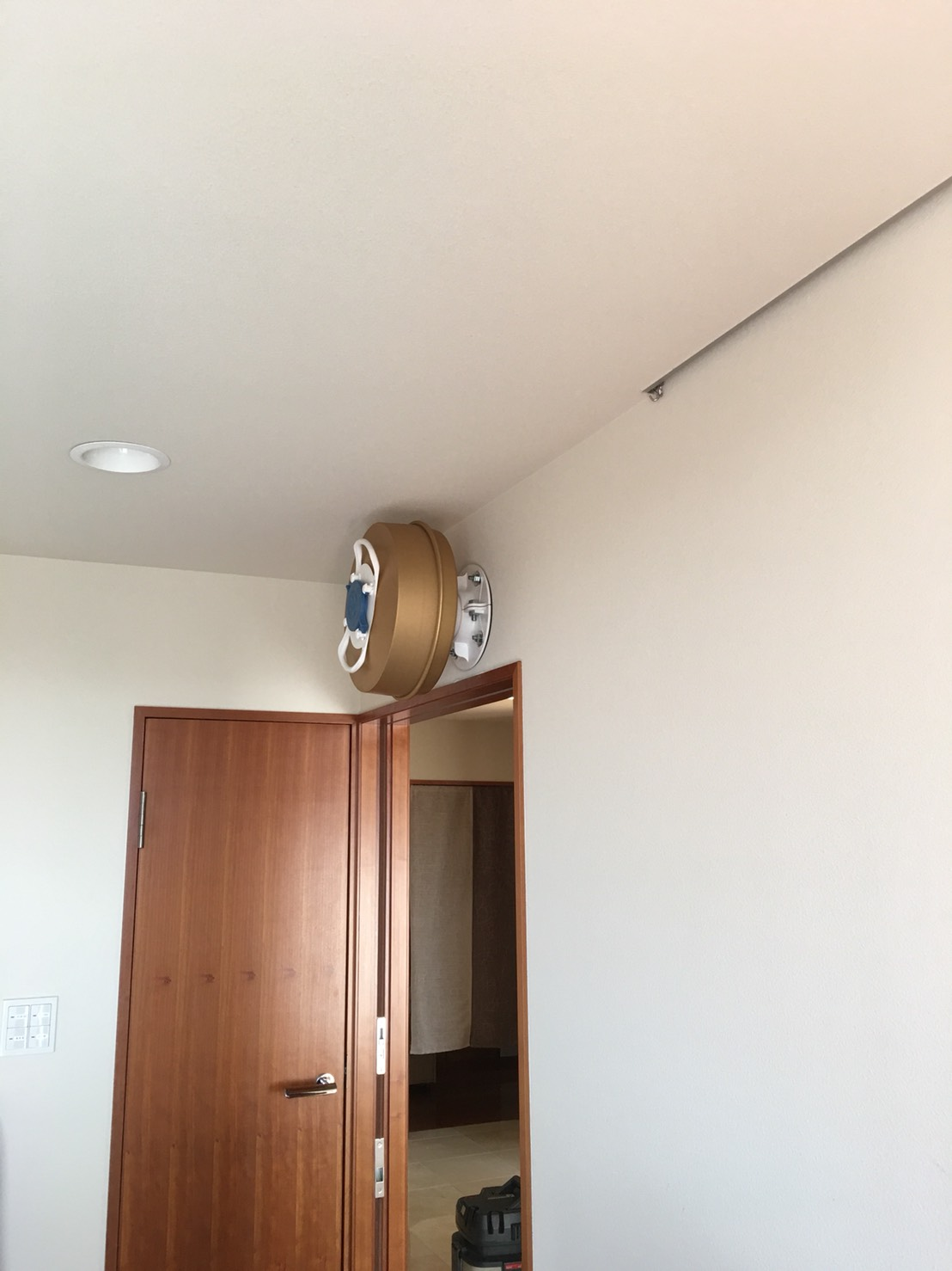 岡山レインボー36V設置事例フィルター設置